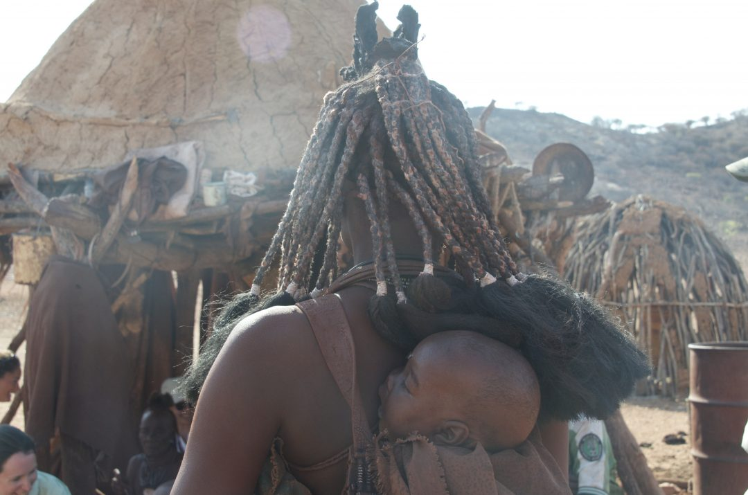 Visit the Himba's - Cultural things to do in Namibia
