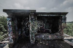 Fort de la Chartreuse dak