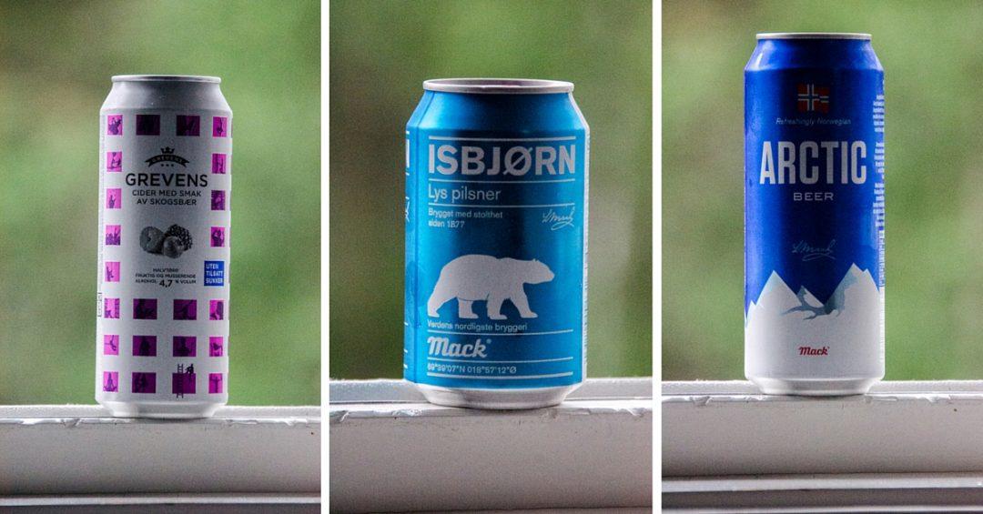 Alcohol in Noorwegen