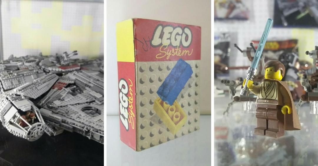 Lego museum: even terug kind