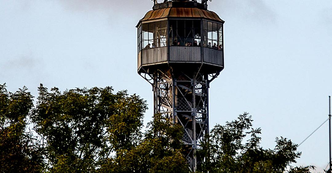 Petrin Lookout Tower: de mini-eiffeltoren