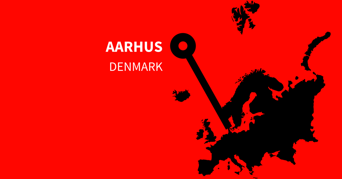 Must visit and important Instagram hashtags for Aarhus in Denmark