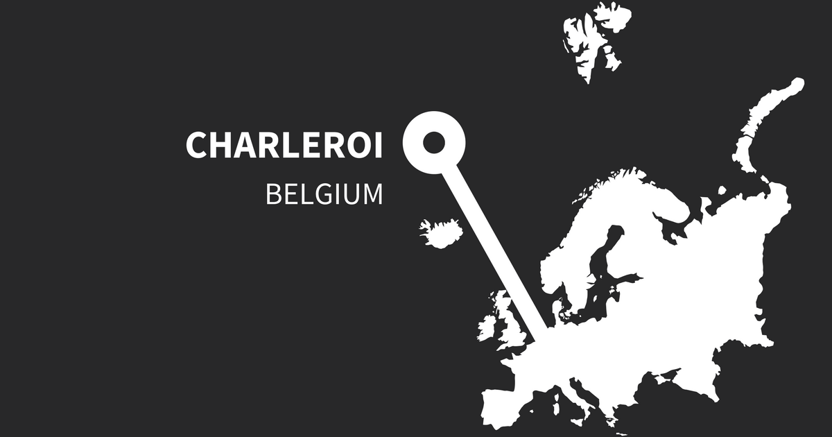 Must visit and important Instagram hashtags for Charleroi in Belgium