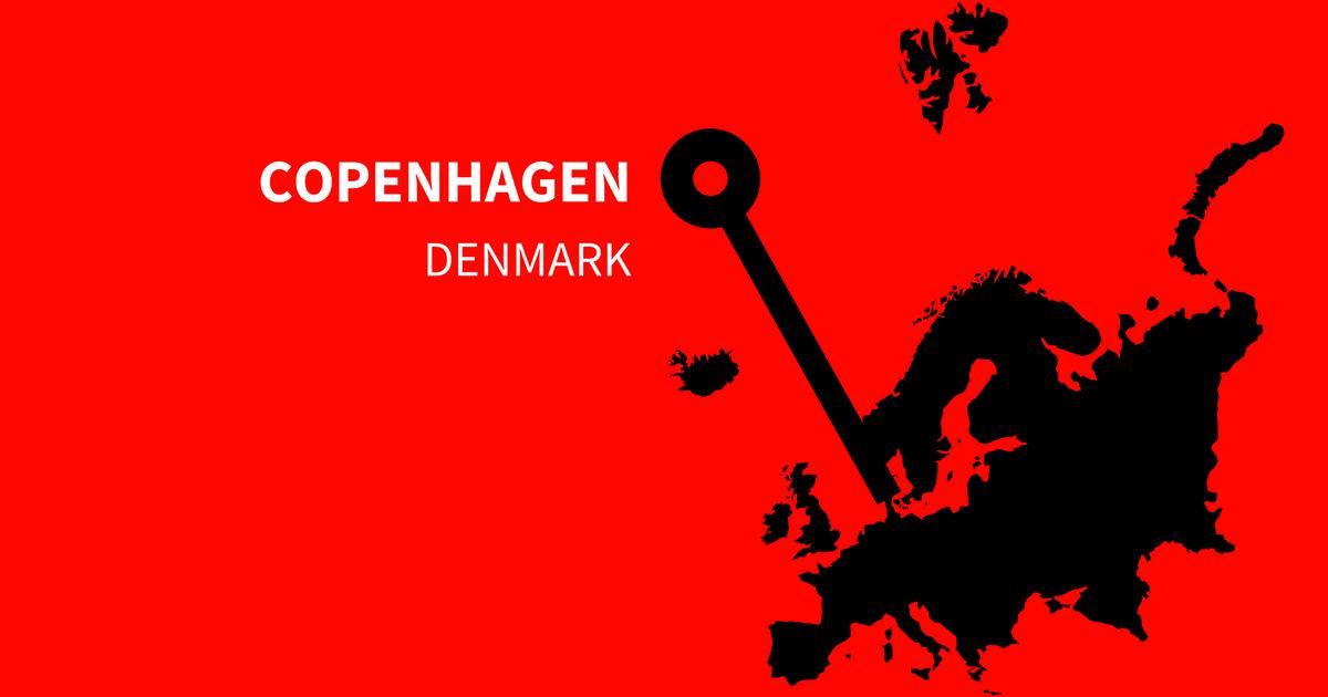 Must visit and important Instagram hashtags for Copenhagen in Denmark