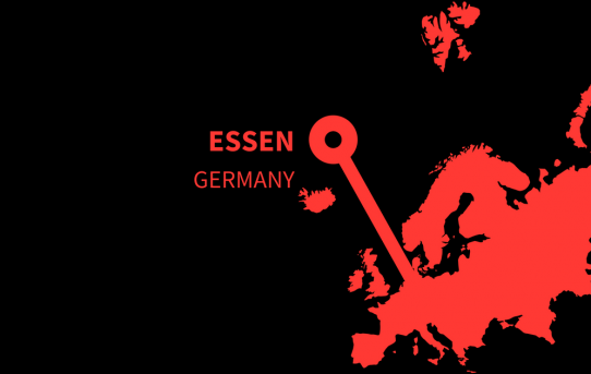 Must visit and important Instagram hashtags for Essen in Germany