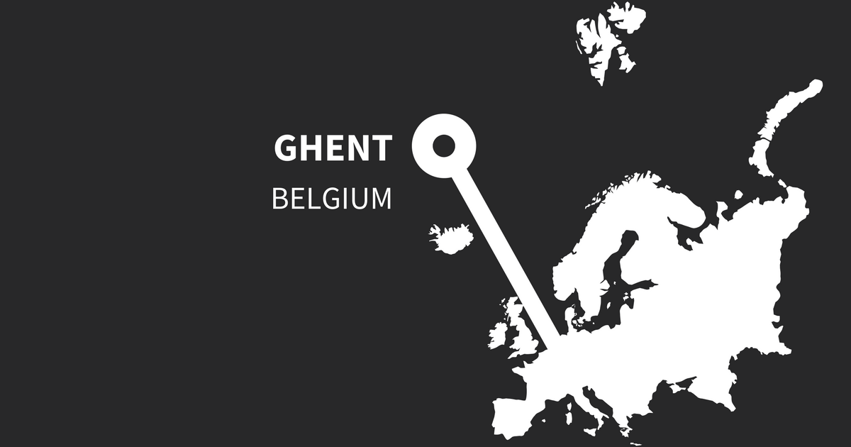 Must visit and important Instagram hashtags for Ghent in Belgium