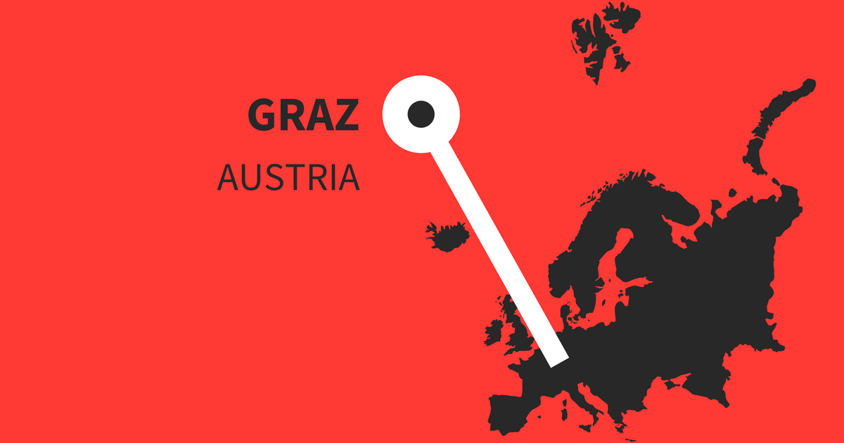 Must visit and important Instagram hashtags for Graz in Austria