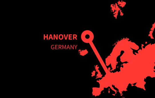 Must visit and important Instagram hashtags for Hanover in Germany