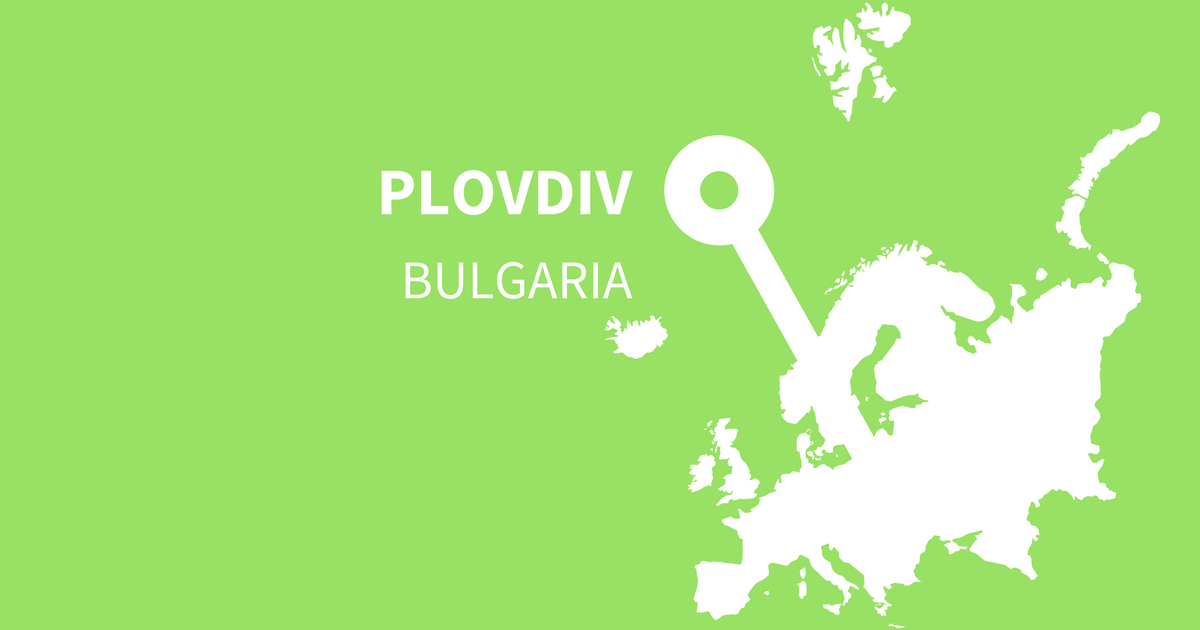 Must visit and important Instagram hashtags for Plovdiv in Bulgaria