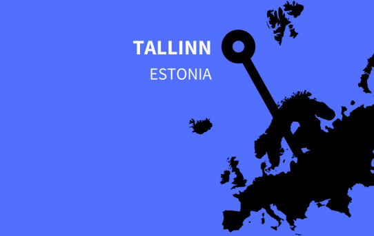 Must visit and important Instagram hashtags for Tallinn in Estonia