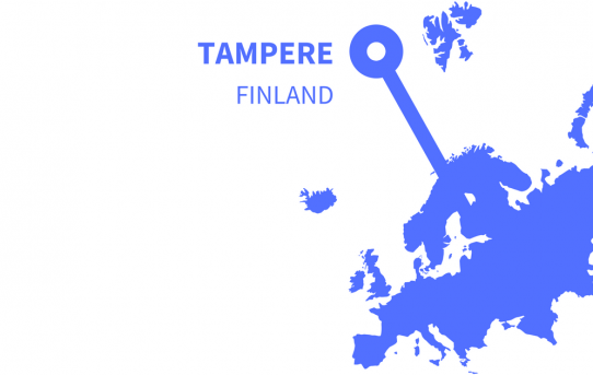 Must visit and important Instagram hashtags for Tampere in Finland