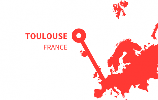 Must visit and important Instagram hashtags for Toulouse in France