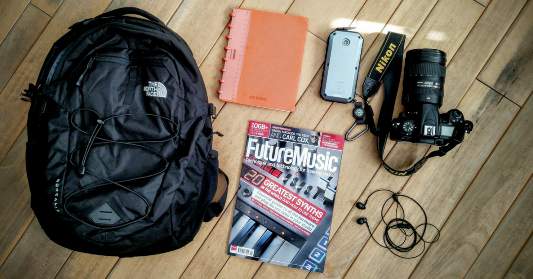 The ultimate checklist for your citytrip-luggage
