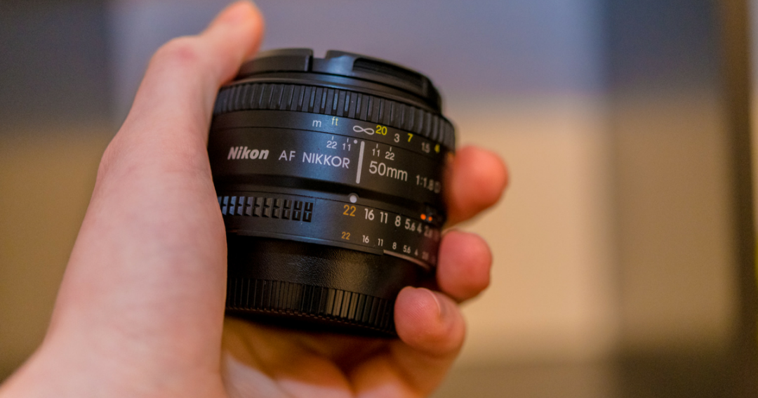 Quick fix: Nikon AF-D 50mm f/1.8 lens shows a F33 issue, what now?