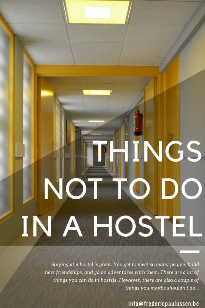 How To Make Your Hostel Room Beautiful